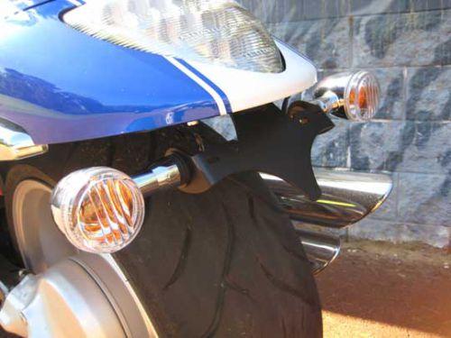 ZAP fender eliminator - Suzuki M109 '07-'08