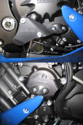 ZAP Engine Cover - Yamaha R1 '07-'08